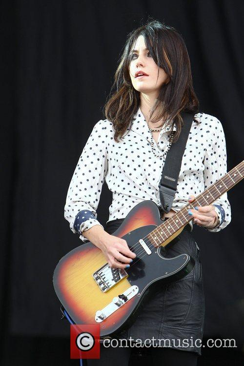Blood Red Shoes, Leeds & Reading Festival and Reading Festival 16