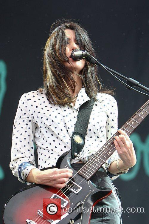 Blood Red Shoes, Leeds & Reading Festival and Reading Festival 19