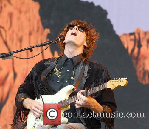 Mystery Jets and Leeds & Reading Festival 11