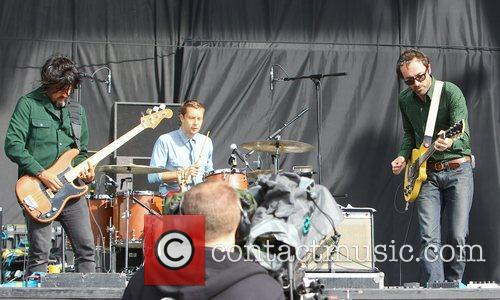 The Shins Reading Festival - Day One-Performances Reading,...