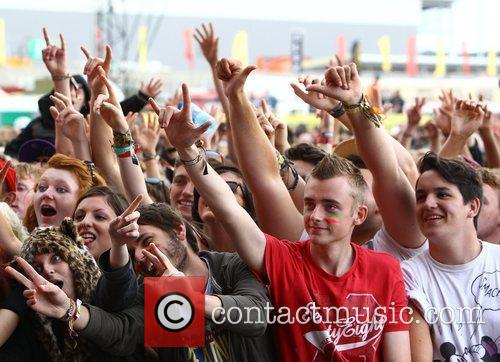 Atmosphere, Florence Welch and Leeds & Reading Festival 1