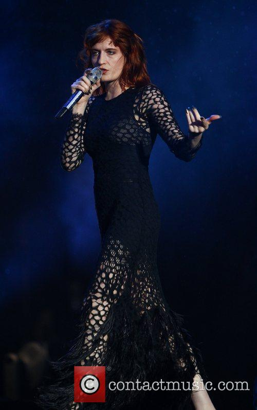 Florence And The Machine and Leeds & Reading Festival
