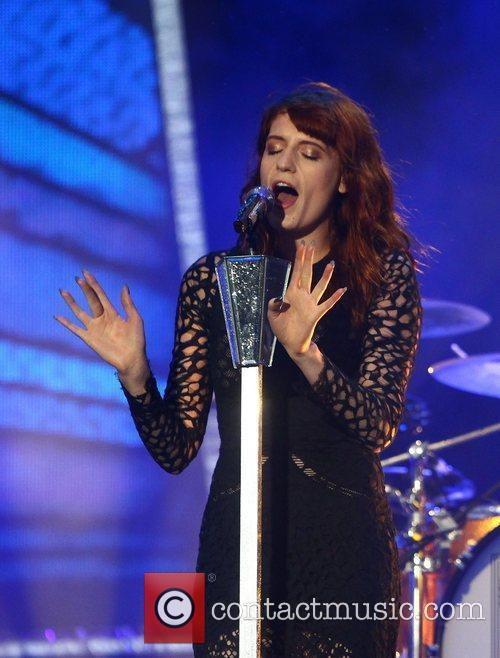 Florence Welch, Florence and the Machine and Leeds & Reading Festival 6