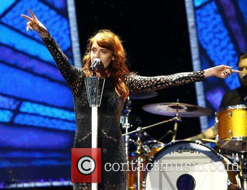 Florence Welch, Florence And The Machine and Leeds & Reading Festival 7