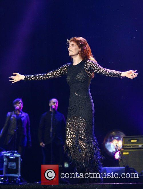 Florence Welch, Florence and the Machine and Leeds & Reading Festival 9