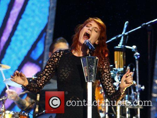 Florence Welch, Florence and the Machine and Leeds & Reading Festival 12