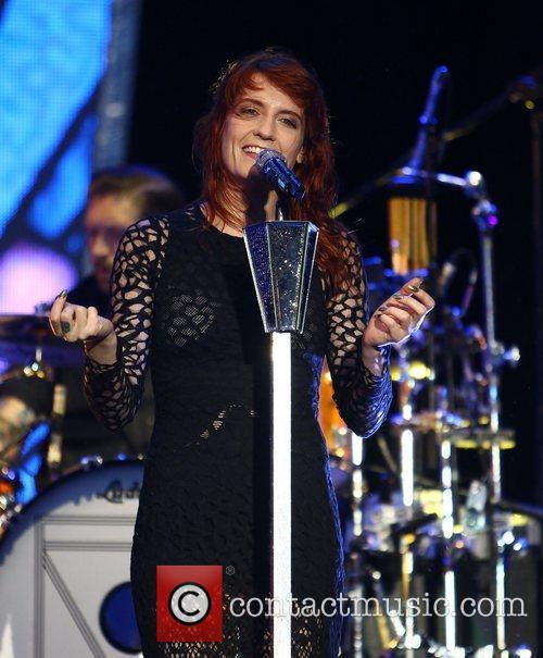 Florence Welch, Florence and the Machine and Leeds & Reading Festival 13