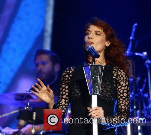 Florence Welch, Florence and the Machine and Leeds & Reading Festival 14