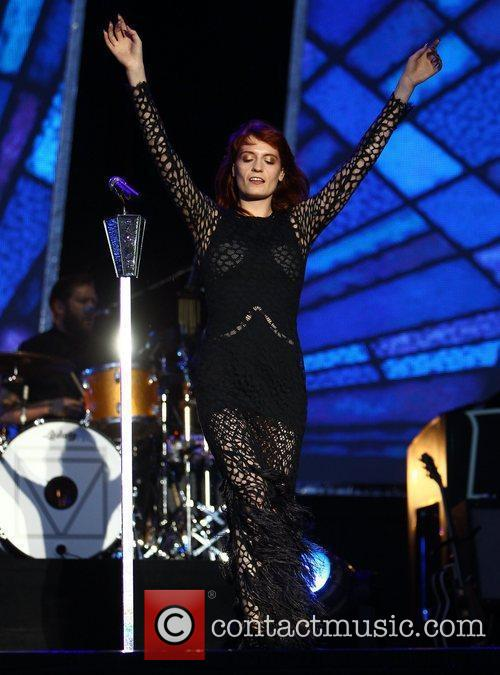 Florence Welch, Florence and the Machine and Leeds & Reading Festival 16