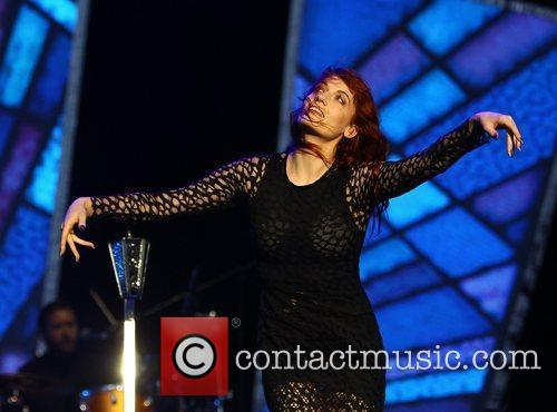 Florence Welch, Florence and the Machine and Leeds & Reading Festival 19