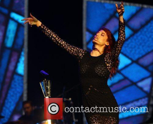 Florence Welch, Florence And The Machine and Leeds & Reading Festival 1