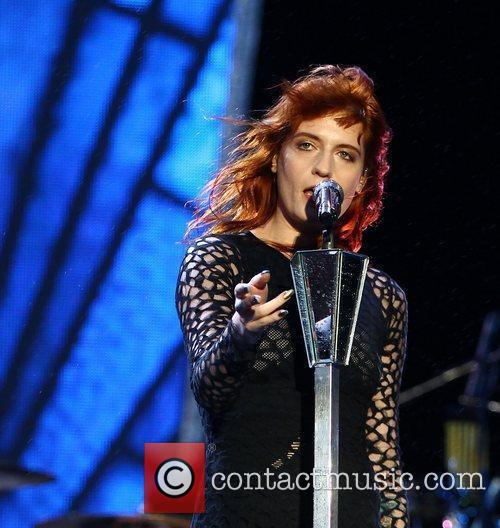 Florence Welch, Florence and the Machine, Leeds & Reading Festival