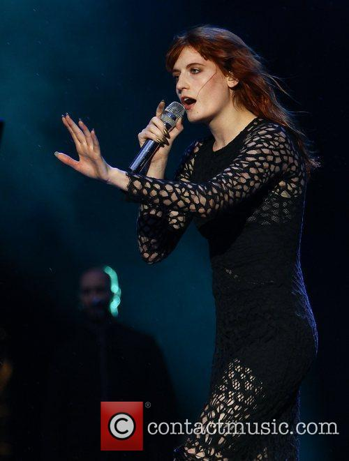 Florence Welch, Florence and the Machine and Leeds & Reading Festival 24