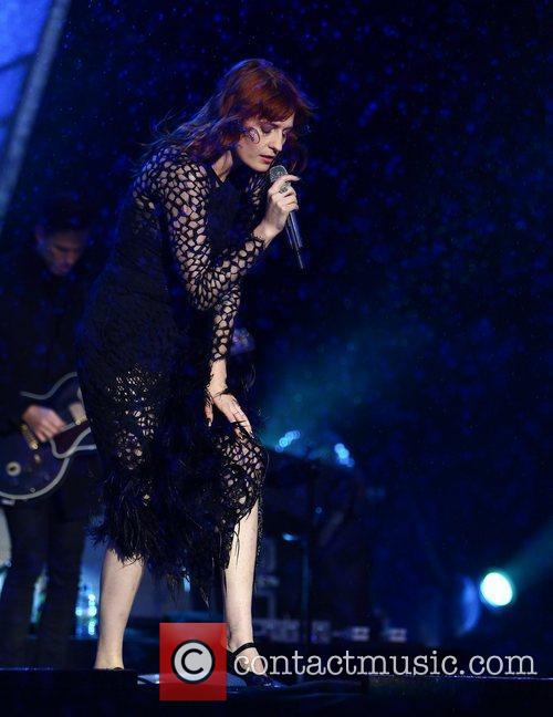 Florence Welch, Florence and the Machine and Leeds & Reading Festival 28