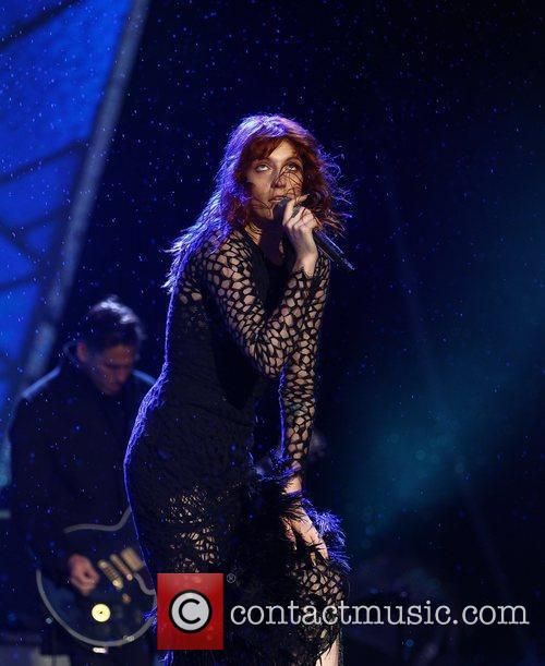 Florence Welch, Florence and the Machine and Leeds & Reading Festival 30