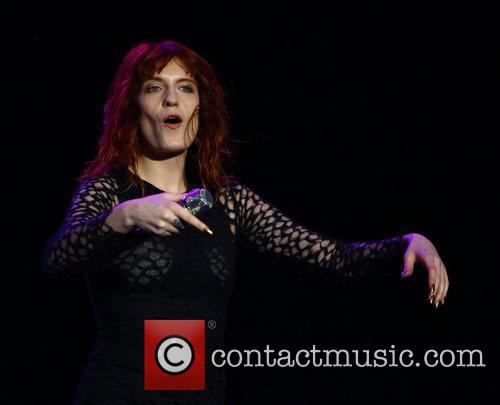 Florence Welch, Florence and the Machine and Leeds & Reading Festival 33