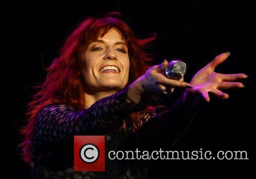 Florence Welch, Florence and the Machine and Leeds & Reading Festival 35