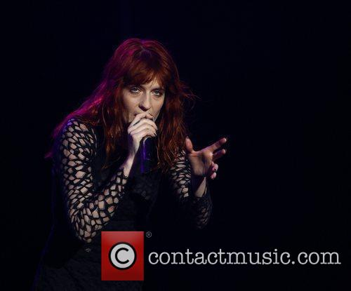 Florence Welch, Florence and the Machine and Leeds & Reading Festival 37
