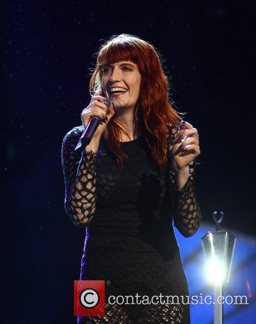 Florence Welch, Florence and the Machine and Leeds & Reading Festival 40
