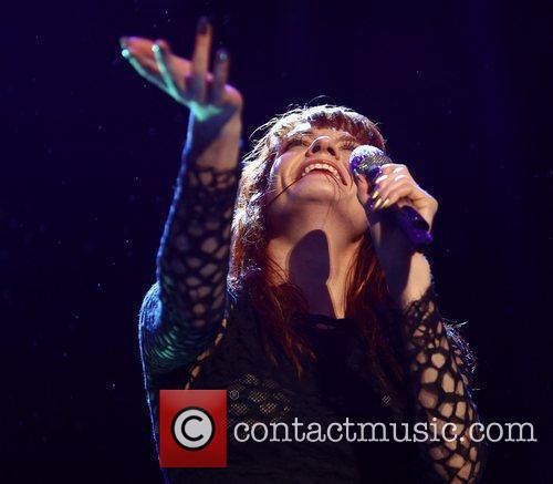 Florence Welch, Florence and the Machine and Leeds & Reading Festival 44