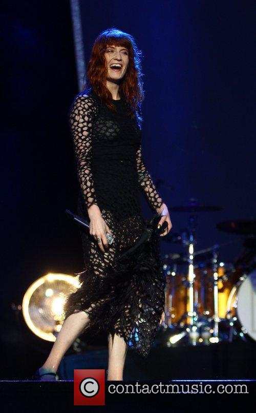 Florence Welch, Florence and the Machine and Leeds & Reading Festival 45