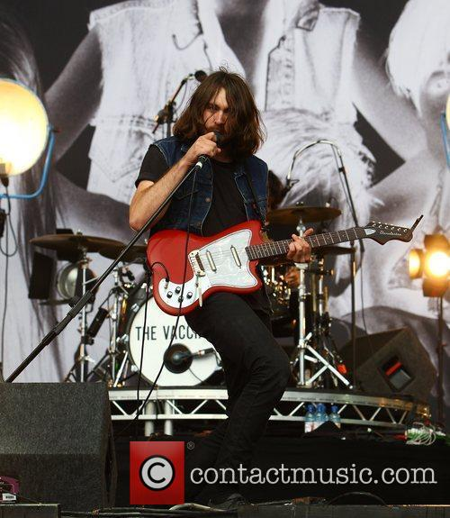 The Vaccines and Leeds & Reading Festival 1