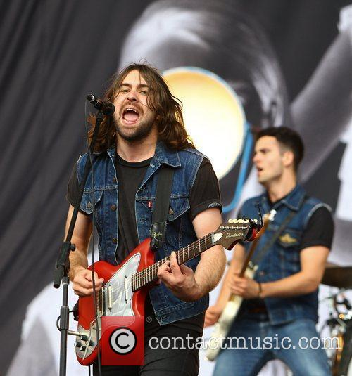 The Vaccines and Leeds & Reading Festival 9