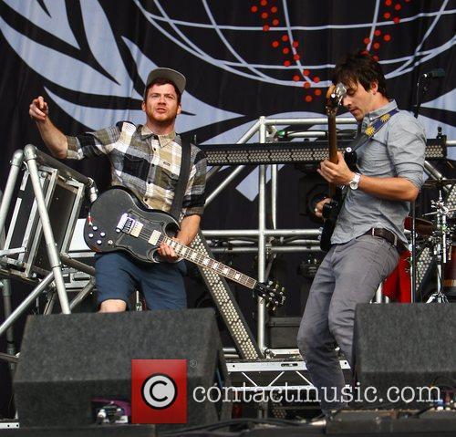 Enter Shikari, Leeds & Reading Festival and Reading Festival 10