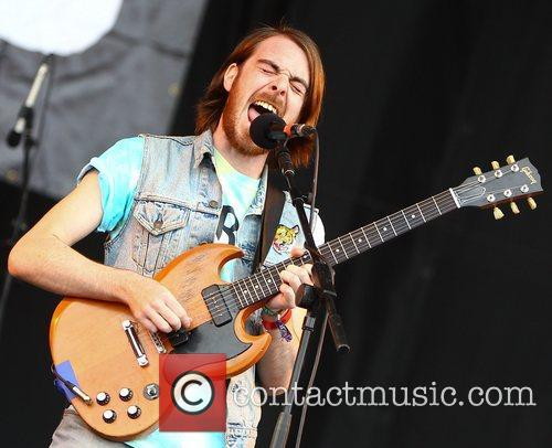 Tom Hudson, Pulled Apart By Horses, Leeds & Reading Festival and Reading Festival