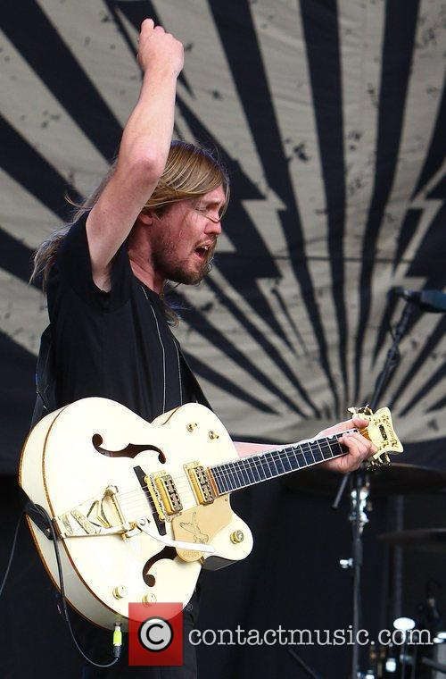 Band Of Skulls and Leeds & Reading Festival 11