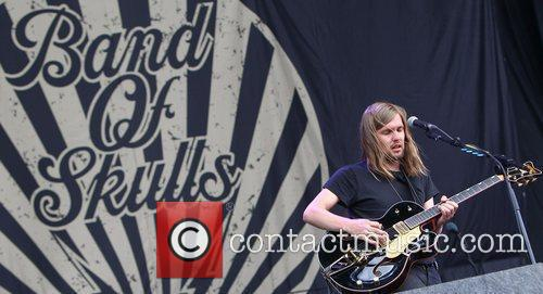 Band of Skulls and Leeds & Reading Festival 14