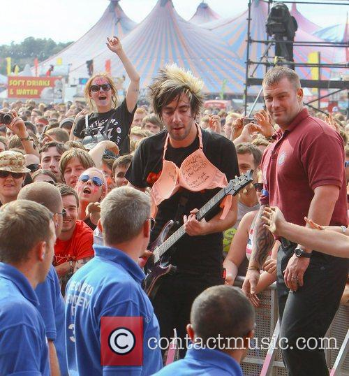 All Time Low, Leeds & Reading Festival and Reading Festival 22
