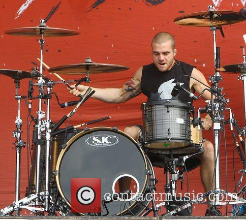 Rian Dawson, of All Time Low Reading Festival...