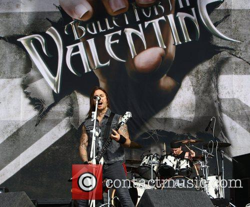 Bullet For My Valentine, Leeds & Reading Festival and Reading Festival 11