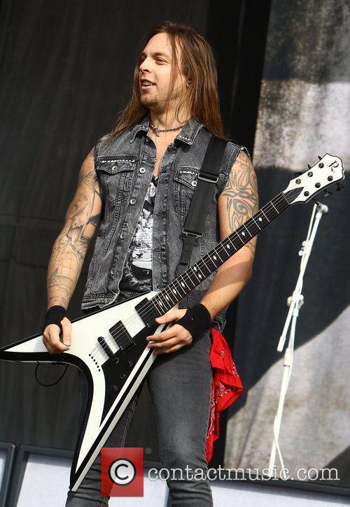 Bullet For My Valentine, Leeds & Reading Festival and Reading Festival 5