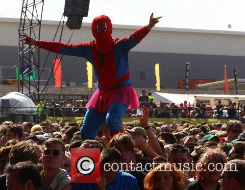 Atmosphere, Ricky Wilson and Leeds & Reading Festival 1