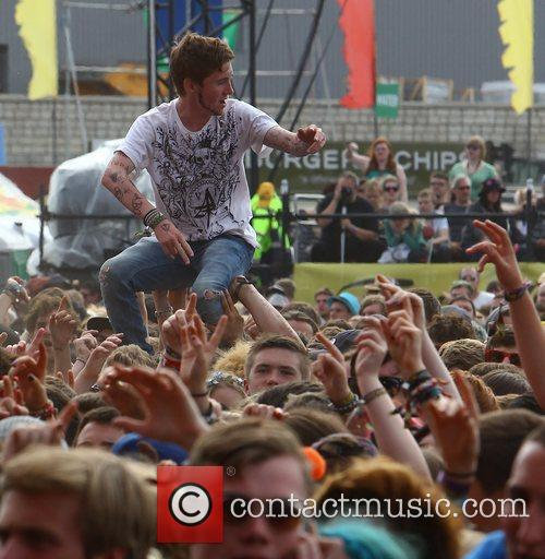 Atmosphere, Ricky Wilson and Leeds & Reading Festival 6