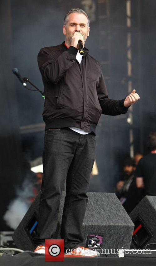 Chris Moyles, Kaiser Chiefs and Leeds & Reading Festival 5