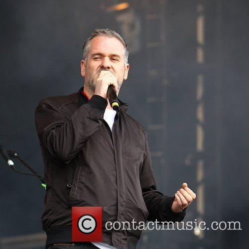 Chris Moyles, Kaiser Chiefs, Leeds & Reading Festival