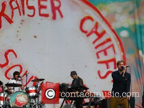 Nick Hodgson, Kaiser Chiefs, Ricky Wilson and Leeds & Reading Festival 1