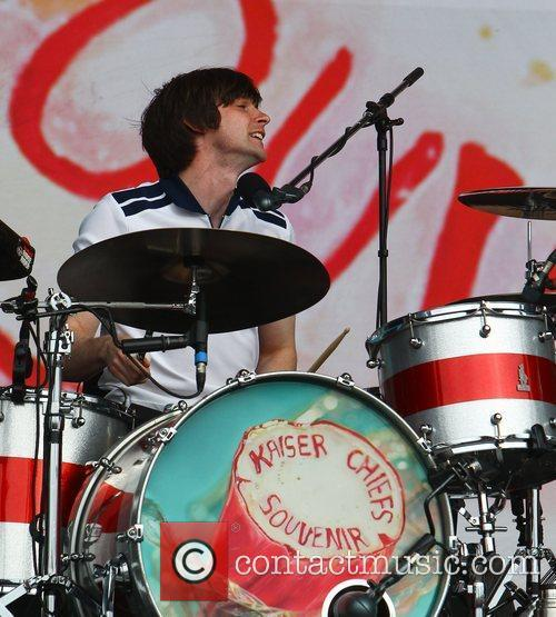 Nick Hodgson, Kaiser Chiefs and Leeds & Reading Festival 2