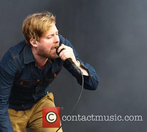 Ricky Wilson, Kaiser Chiefs and Leeds & Reading Festival 8
