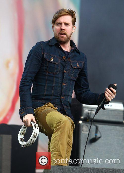 Ricky Wilson, Kaiser Chiefs and Leeds & Reading Festival 11