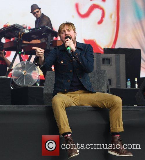 Ricky Wilson, Kaiser Chiefs, Leeds & Reading Festival