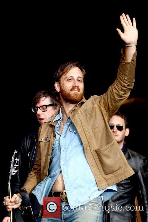 Dan Auerbach, Black Keys and Leeds & Reading Festival 2
