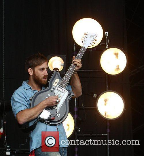 Dan Auerbach, Black Keys and Leeds & Reading Festival 6