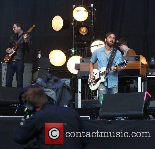 Dan Auerbach, Black Keys and Leeds & Reading Festival 10