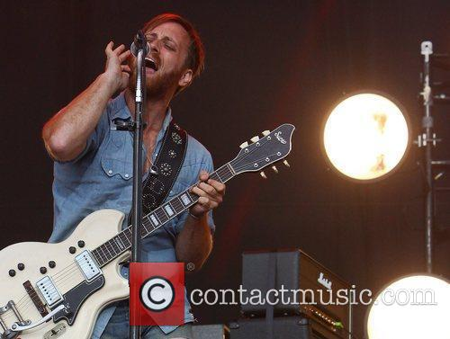 Dan Auerbach, Black Keys and Leeds & Reading Festival 11