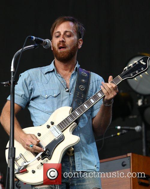 Dan Auerbach, Black Keys and Leeds & Reading Festival 13