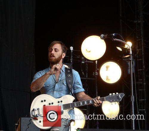 Dan Auerbach, Black Keys and Leeds & Reading Festival 15